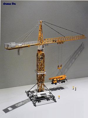 Conrad 2050 Liebherr 630 Ec H 40 Cranes Etc Review