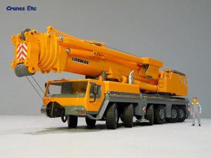 Conrad 2097 Liebherr LTM1300 Cranes Etc Review