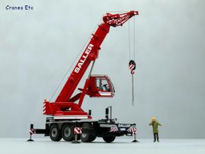conrad 2109 03 liebherr ltc 1045 3 1 saller cranes etc review. Black Bedroom Furniture Sets. Home Design Ideas