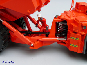 Conrad 2729 Sandvik Th550 Cranes Etc Review