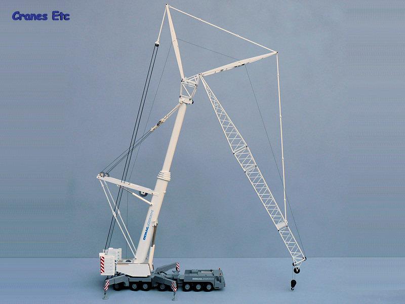 Mobile Crane Jib : Conrad demag ac luffing jib cranes etc review