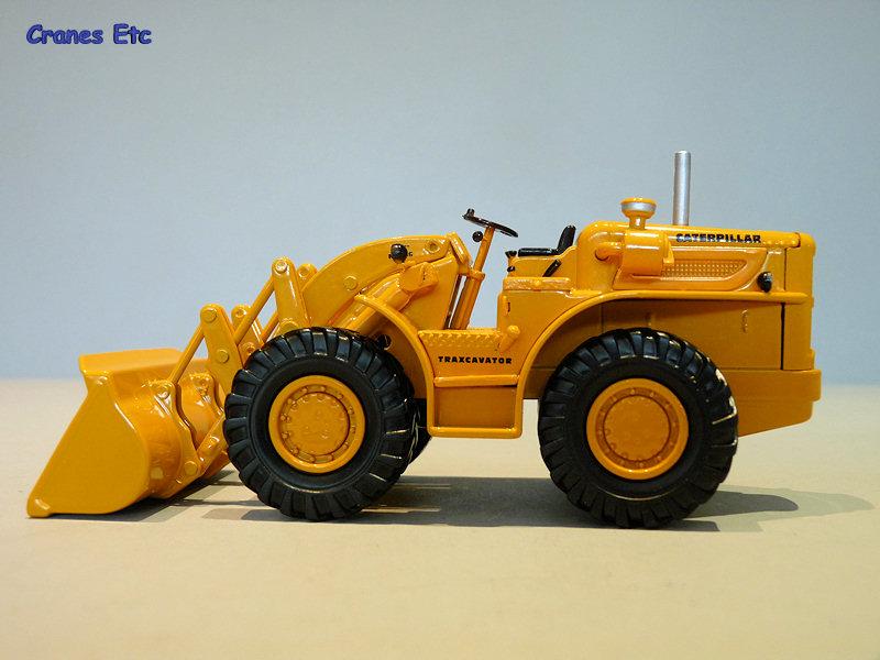Norscot 55232 Caterpillar 966A Traxcavator Cranes Etc Review