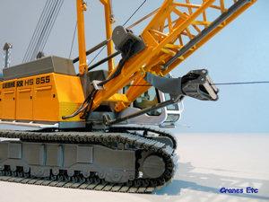 Nzg 728 Liebherr Hs 855 Hd Cranes Etc Review