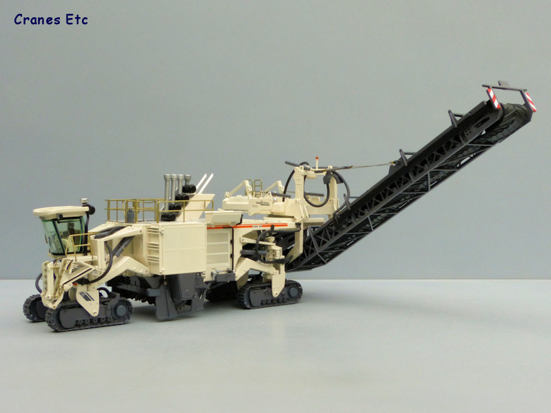 Vehicles Or Construction Equipment Which Never Appeared As