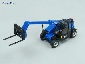 Nzg 9281 Genie Gth 5519 Compact Telehandler Cranes Etc Review