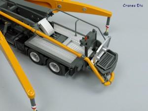 Nzg 931 Liebherr 43 R4 Xxt Truck Mounted Concrete Pump