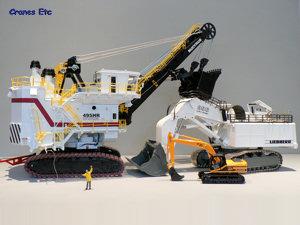Twh 012 Bucyrus 495hr Cranes Etc Review