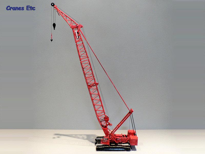 TWH 016 Manitowoc 16000 Cranes Etc Review
