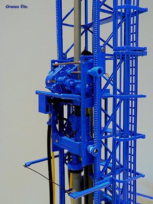 Twh 022 Bucyrus 49hr Cranes Etc Review