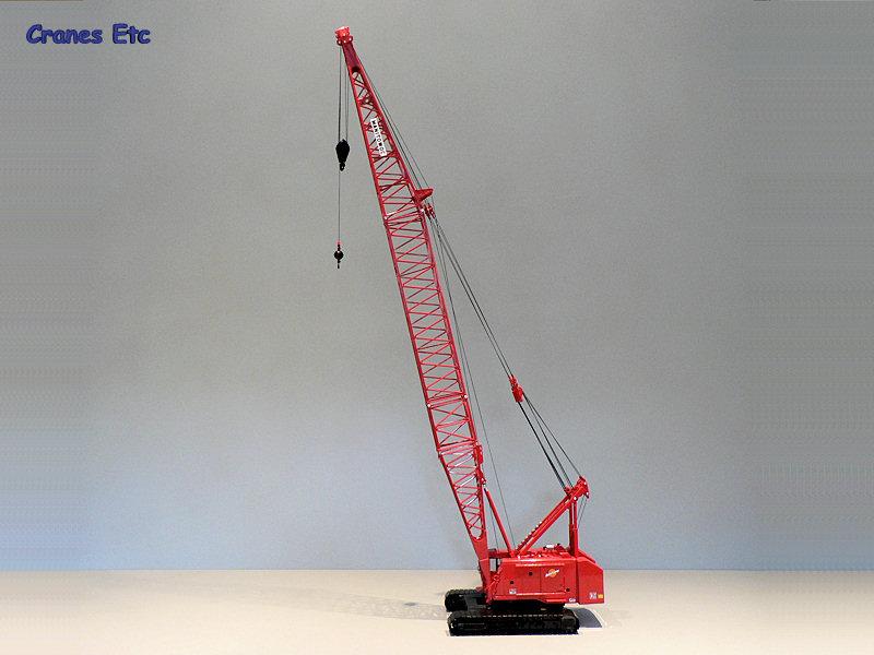 TWH 049 Manitowoc 4100W Cranes Etc Review