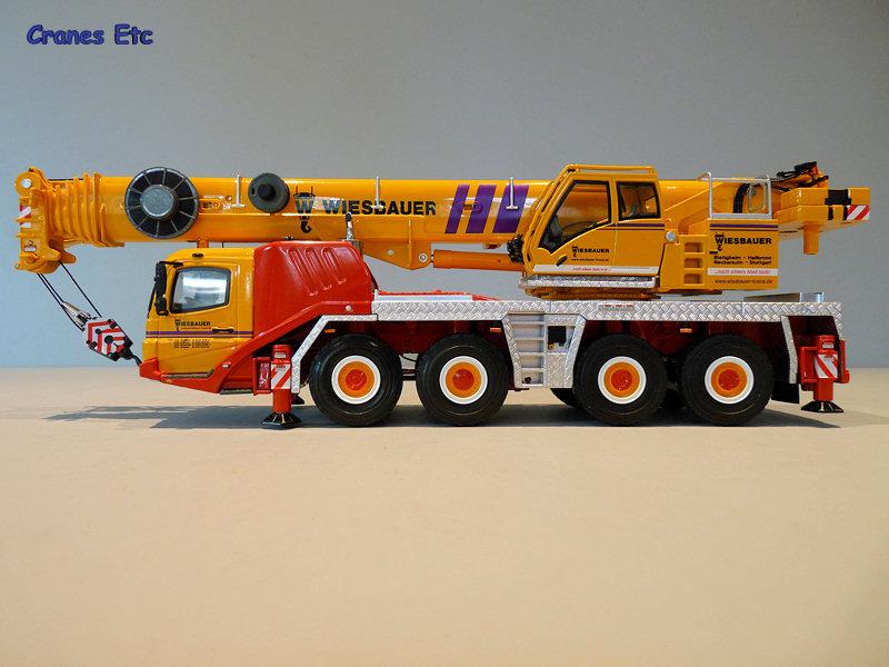 TWH 090 Grove GMK4100L / 4115L Cranes Etc Review