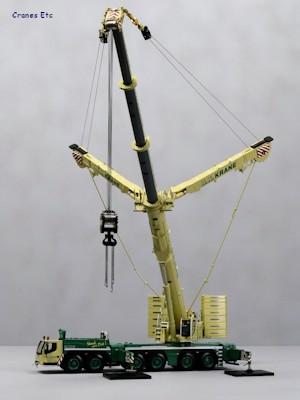 W Crane Guy WSI 01-1433 Lie...