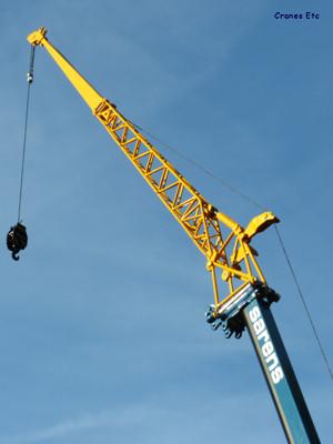 Wsi 02 1088 Liebherr Ltf 1060 4 1 Sarens Cranes Etc Review