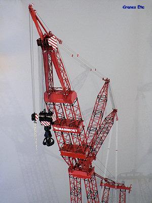 W Crane Guy WSI 410006 Mammoet PTC...