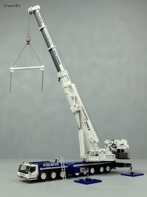 W Crane Guy WSI 51-2003 Lie...