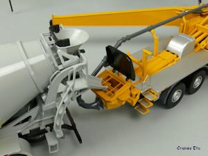 XCMG HB56K-7X Concrete Pump Cranes Etc Review