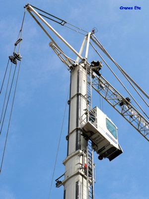 Cranes Etc Photos - Liebherr Mobile Tower Crane