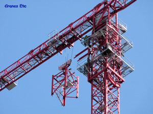 Cranes Etc Photos - Yongmao Trolley Tower Crane